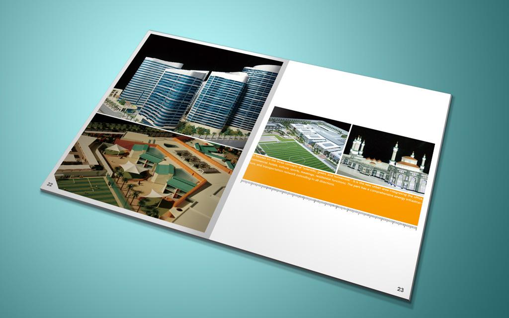 尚丞设计-案例分享-画册及宣传品-迪拜建筑公司